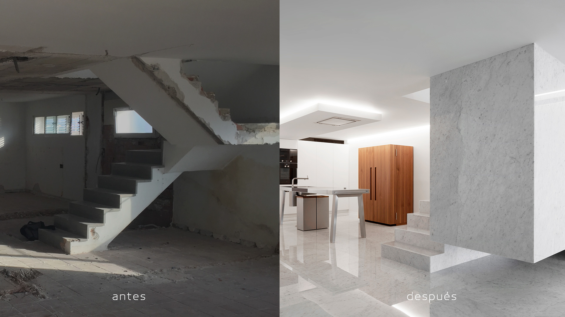 Complete reform of one penthouse in Altea, ENE Construcción, Architect Fran Slivestre Arquitectos