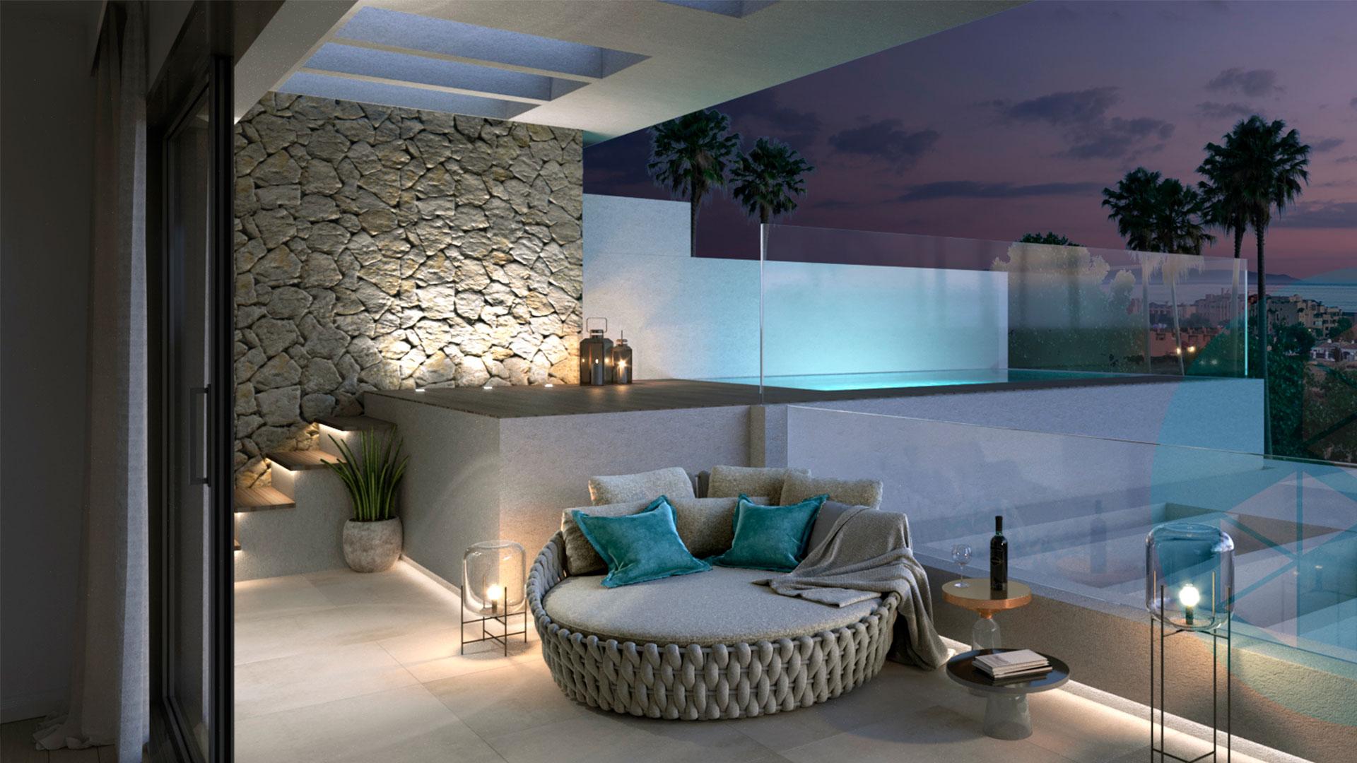 Residential AYANA in Marbella, ENE Construcción