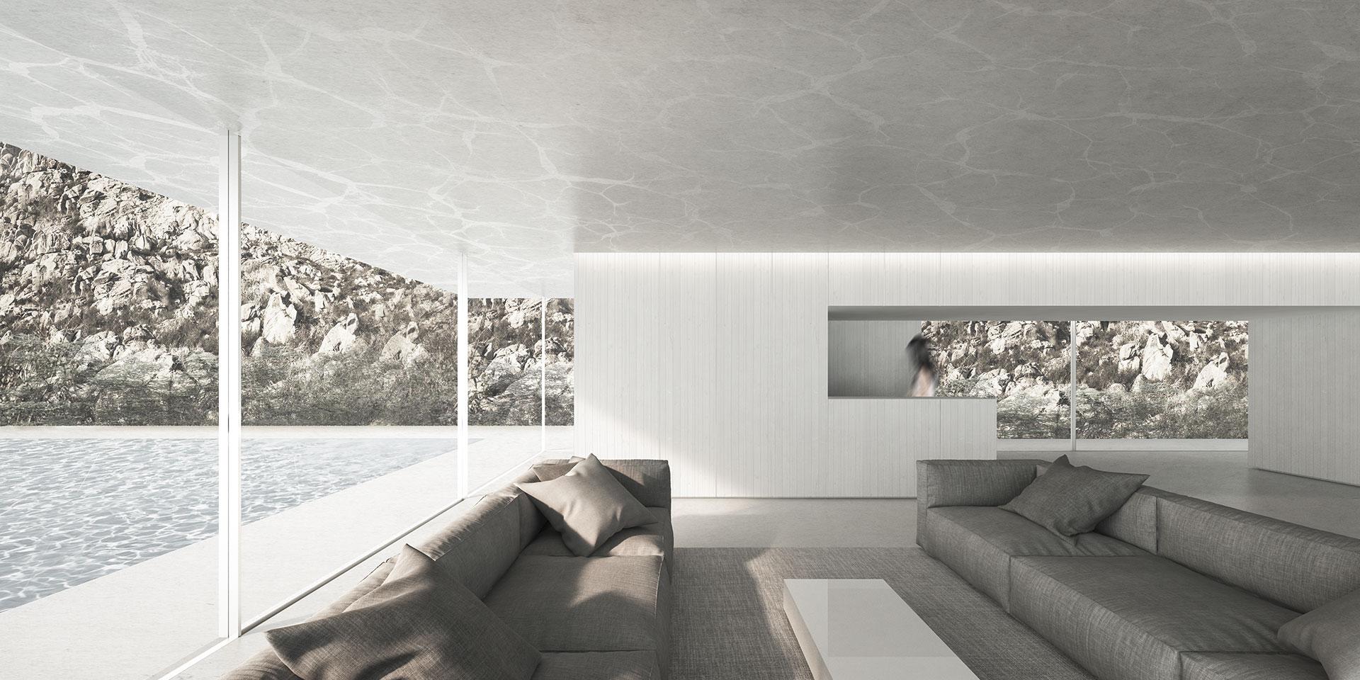 Proyectos Casa Espejo de Agua