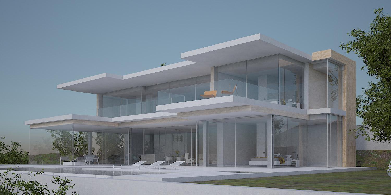 Proyectos Villa en Jávea RGB Arquitectos
