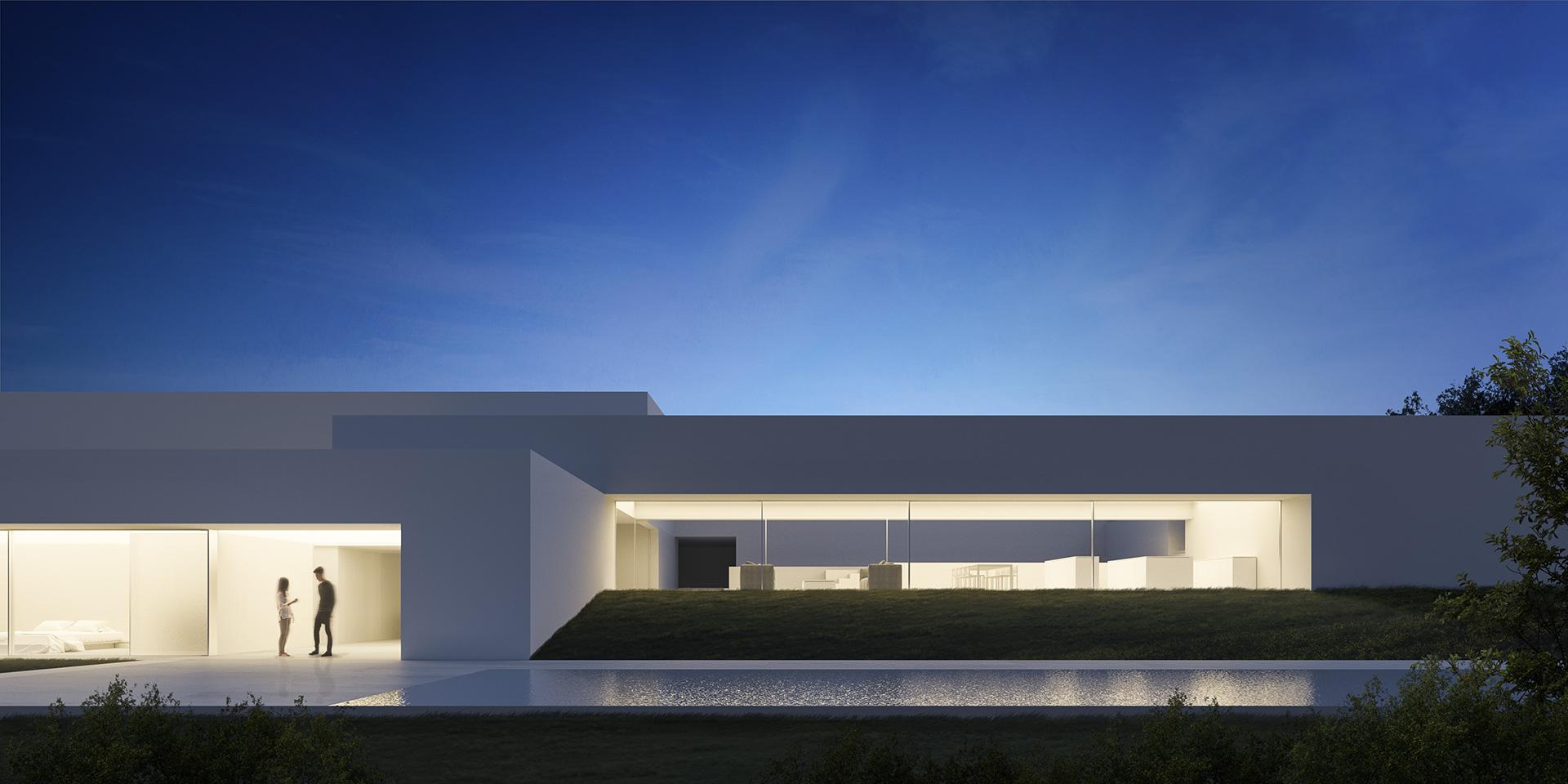 ENE Construcción España constructora viviendas lujo Proyectos Casa Zarid