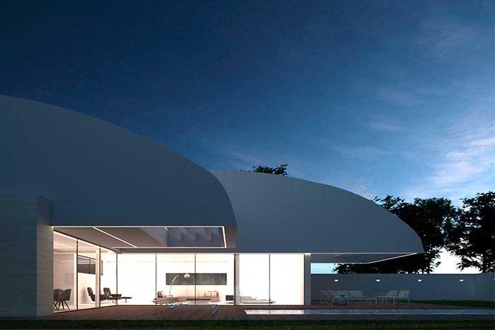 Obra en Valencia en progreso, de RGB Arquitectos