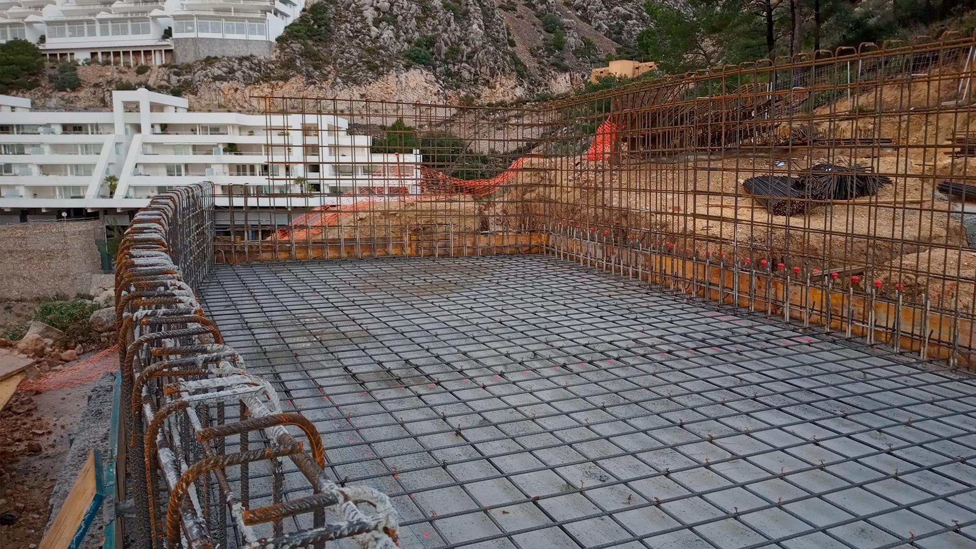 Vivienda unifamiliar en Altea Hills, ENE Construcción, constructora en España, RGB Arquitectos