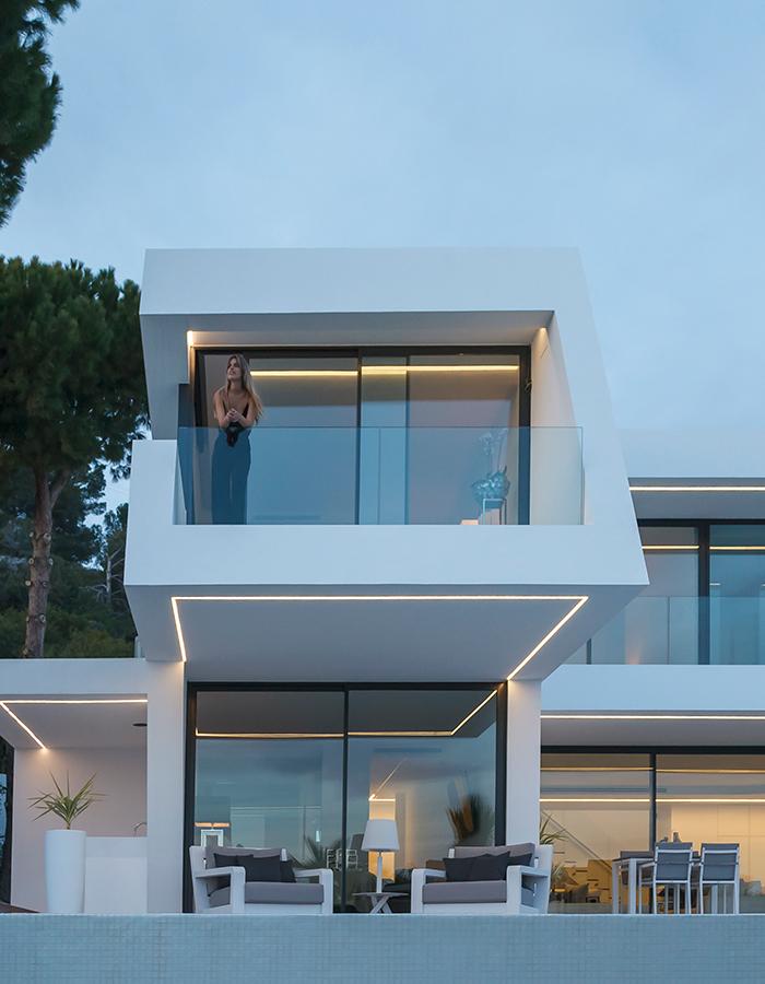 ENE | Home. ENE Construcción, villa de lujo en Moraira, RGB Arquitectos
