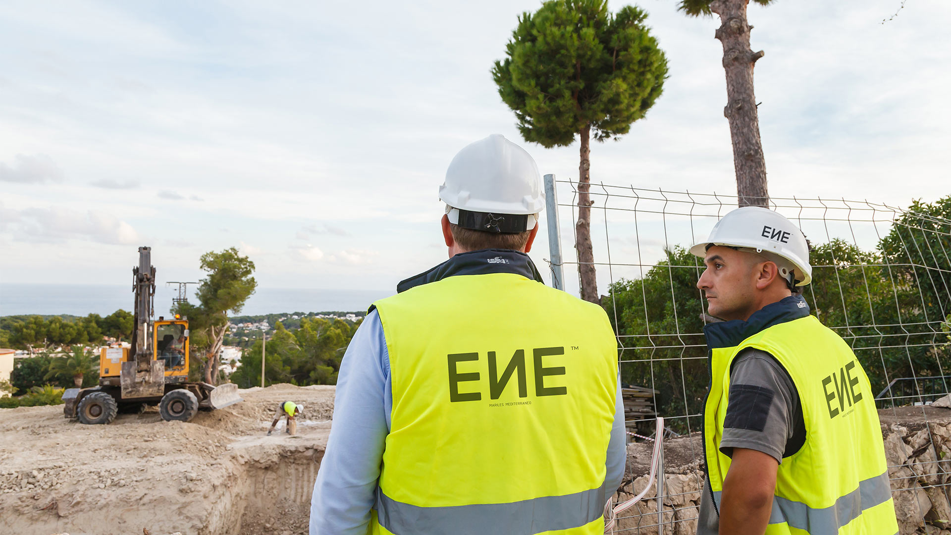 ENE Construcción, villa Nika, vivienda unifamiliar en Moraira, España