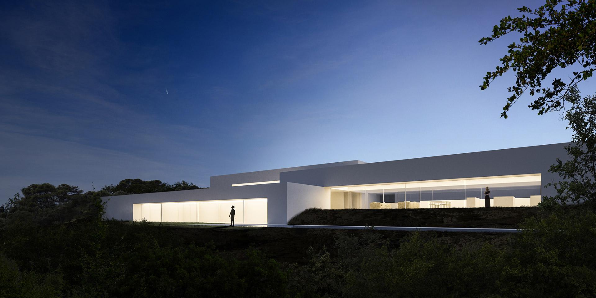 ENE Construcción España constructora viviendas lujo